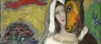 Sueño de una noche de verano 1939, Marc Chagall