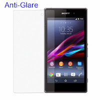 Frosted Anti-glare Screen Protector for Sony Xperia Z1 Honami C6903 C6902 C6943 L39h