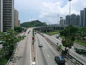 Gambar Tuen Mun Road