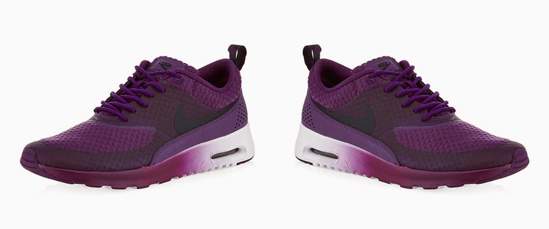 Nike Air Max Thea in Purple on Styled by Sasha