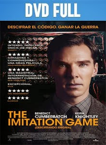 The Imitation Game DVD Full Latino 2014