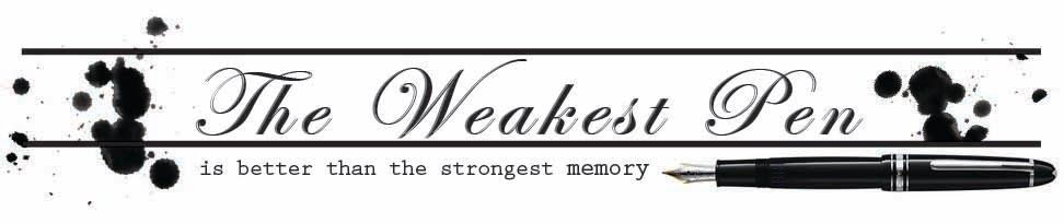 The Weakest Pen