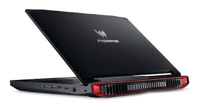 Harga Spesifikasi Acer Predator 15