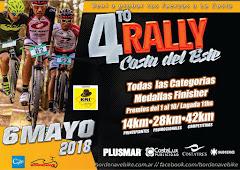 06/05/18 - 4to. Rally Costa del este