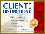 Awarded 2013   Martindale Hubbell Client Distinction Award