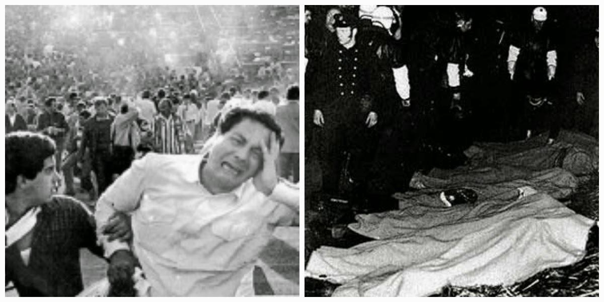 Tragedi Stadion Ibrox Tragedi Mengerikan Sepanjang Sejarah Sepak Bola