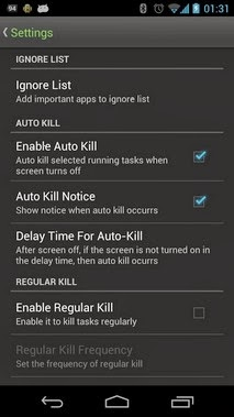 Advanced Task Manager Pro android apk - Screenshoot