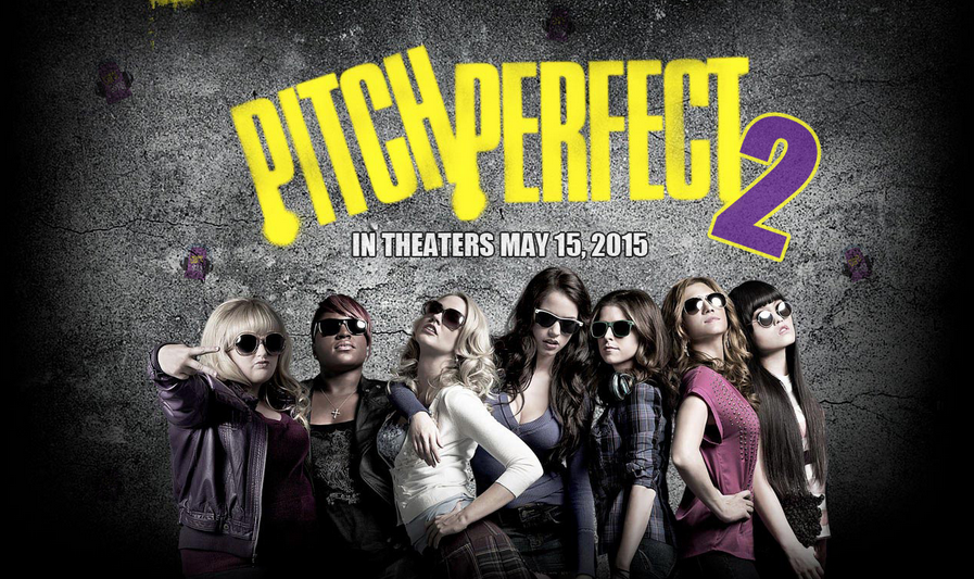 Pitch Perfect 2 Siapa nak tiket wayang free 4 keping tiket