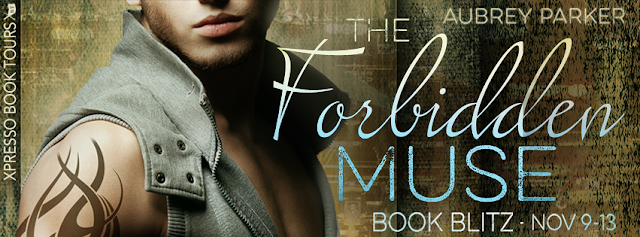 Book Blitz: The Forbidden Muse by Aubrey Parker