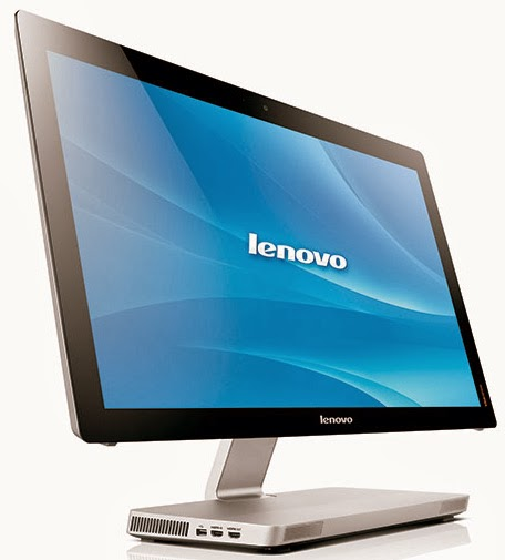 моноблок Lenovo IdeaCentre A730 на столе
