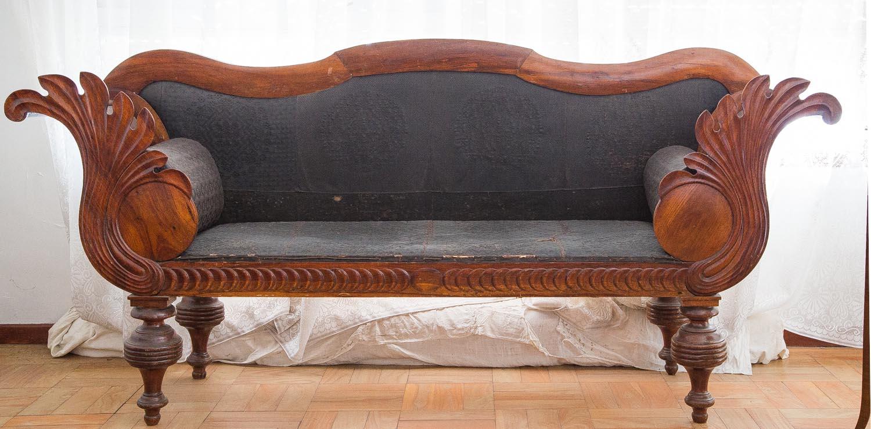 El Estilo Fernandino Galantiqua Tasaci N Arte Antig Edades # Muebles Dorados