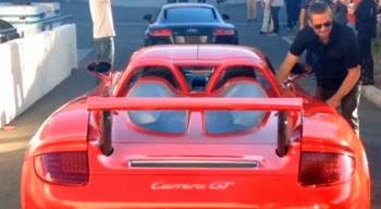 Mobil Paul Walker Saat Kecelakaan