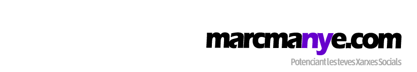 Marc Mañé, assessor en Xarxes Socials. Potencia la teva comunicació 2.0