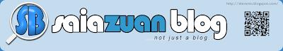 Saiazuan Blog