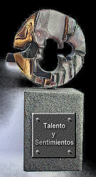 PREMIO TALENTO Y SENTIMIENTOS 04/02/2011