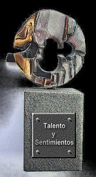 PREMIO TALENTO Y SENTIMIENTOS 04/02/2011