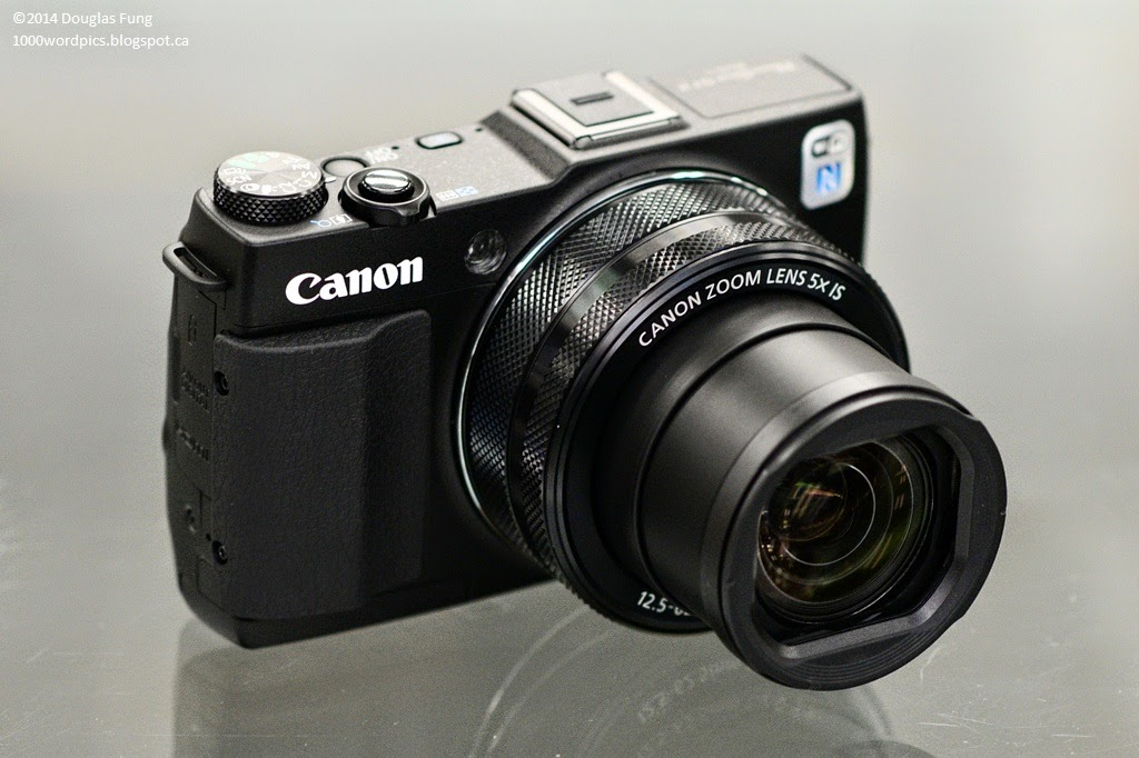 A Thousand Words A Picture: Canon PowerShot G1 X Mark II Review