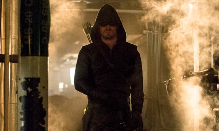 Arrow 2x23 – Unthinkable