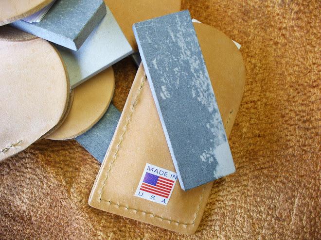 Piedras de arkansas soft grade lo mejor para reafilar tus cuchillos y navajas