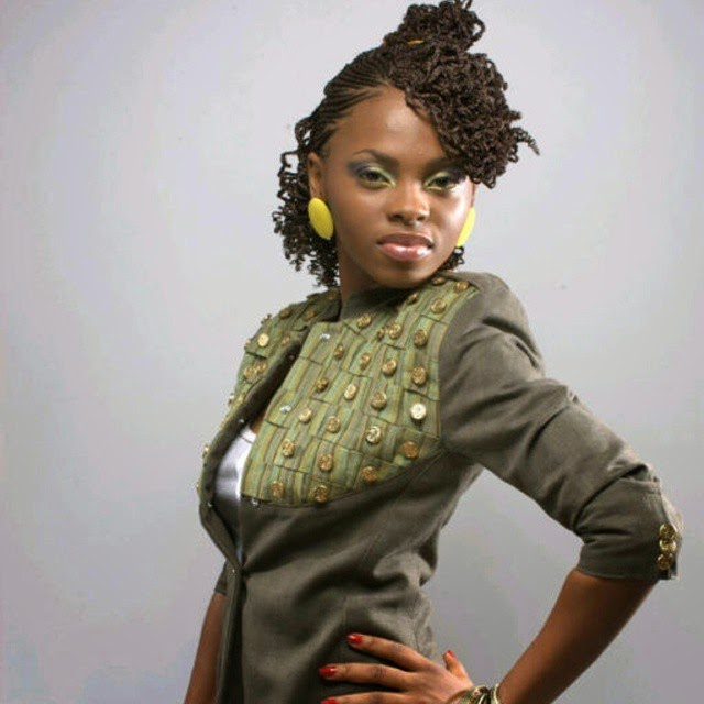Check Out Chidinma's Throwback Picture