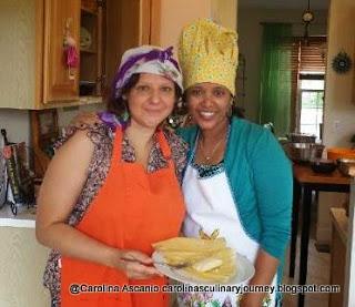 Arepas Empanadas Hallaquitas Cooking Class