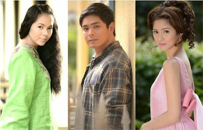 Julia Montes gets jealous of Coco Martin and Kim Chiu's closeness in Ikaw Lamang