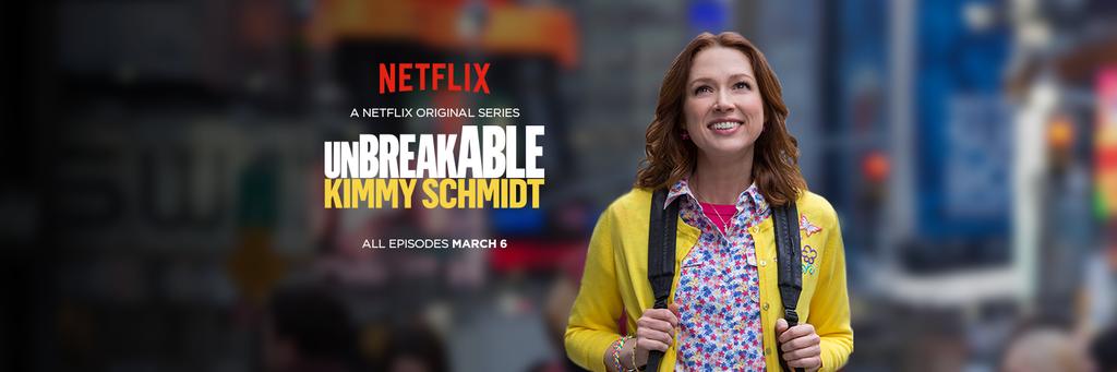 Unbreakable Kimmy Schmidt, Friday Favorites, AstridStars
