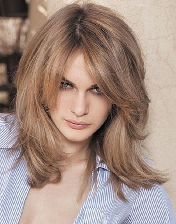 Medium Short Haircut Medium Short Hairstyles Are Very Charming