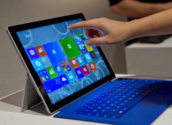 Microsoft Siapkan Tablet Jumbo 14 Inch
