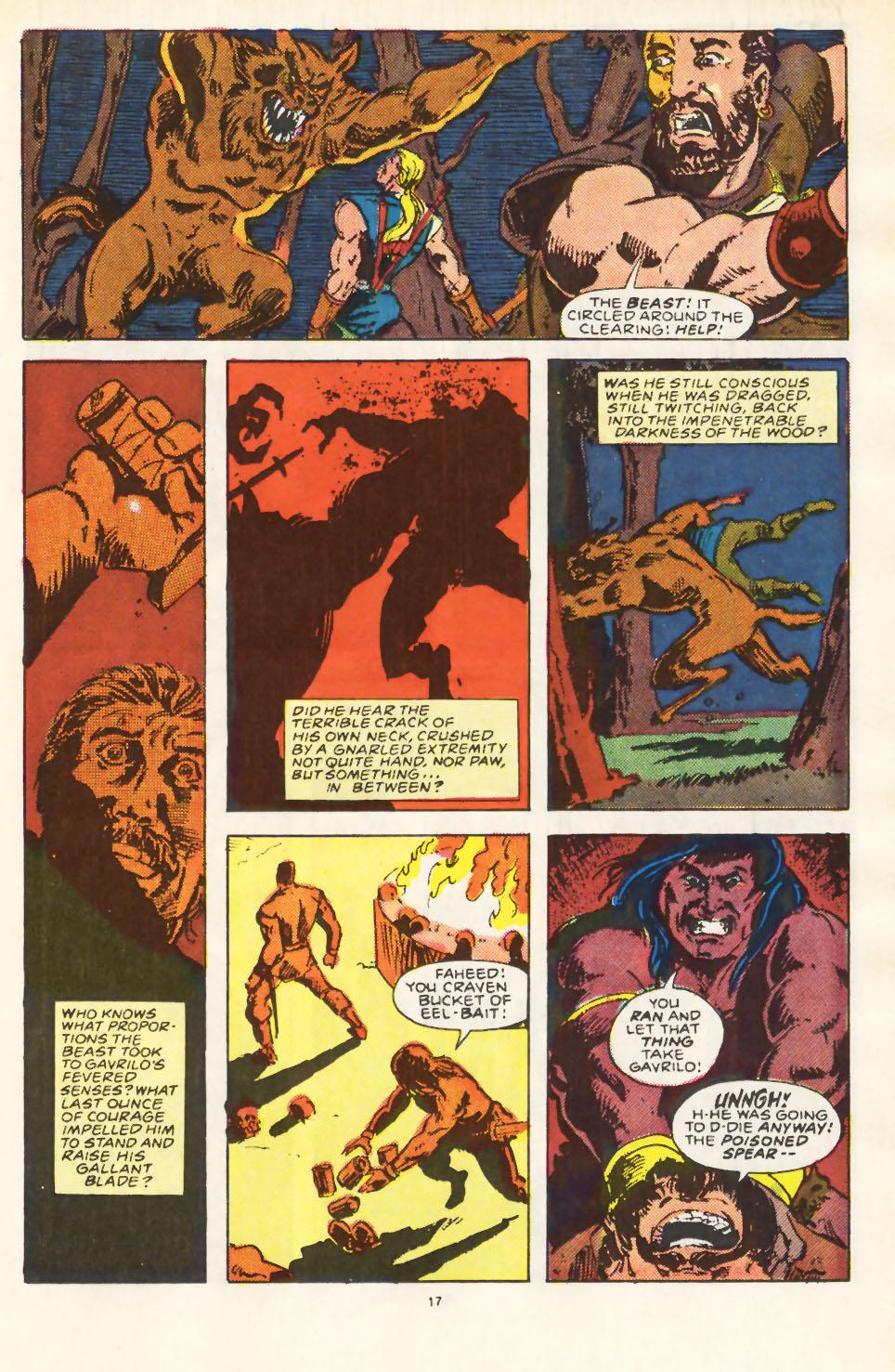 Conan the Barbarian (1970) Issue #224 #236 - English 14