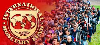 ΑΠΟΚΑΛΥΠΤΟΥΜΕ… Το «Βρώμικο» Σχέδιο… Εντολή του ΔΝΤ η Είσοδος Εκατομμυρίων Λαθρομεταναστών σε Ελλάδα και Ευρώπη