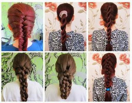 Для модные плетения кос 2017