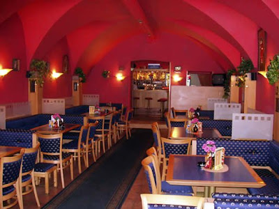 Reštaurácia Bakchus. Interiér - bakchus.com