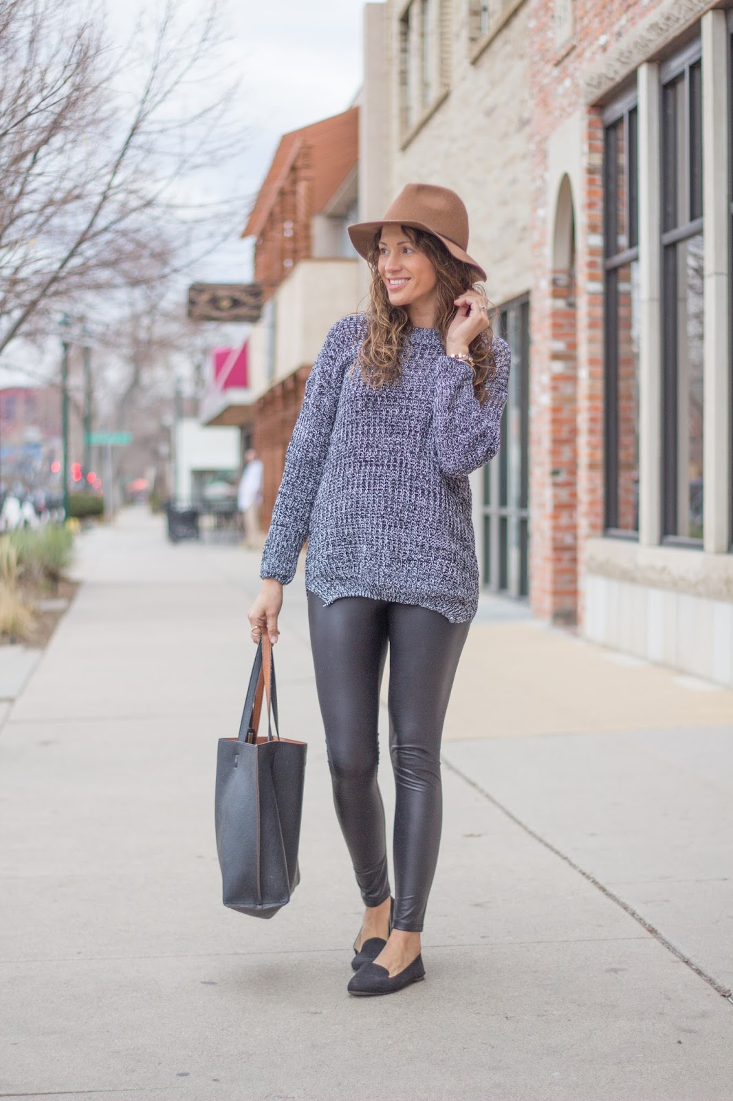 Womens Oversized Sweaters With Leggings 15