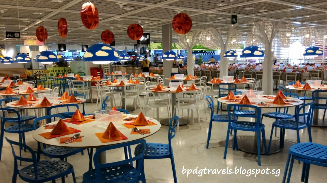The heng family travel lifestyle blog ikea swedish crayfish buffet - Ikea buffet stockholm ...