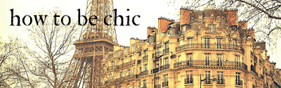 How to be Chic
