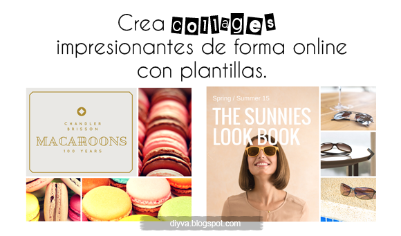 collage, online, plantilla, gratis, free