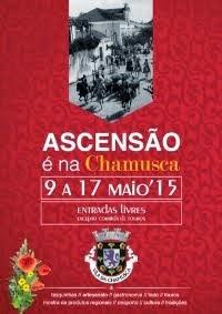 Chamusca- Feira da Ascensão 2015- 9 a 17 Maio