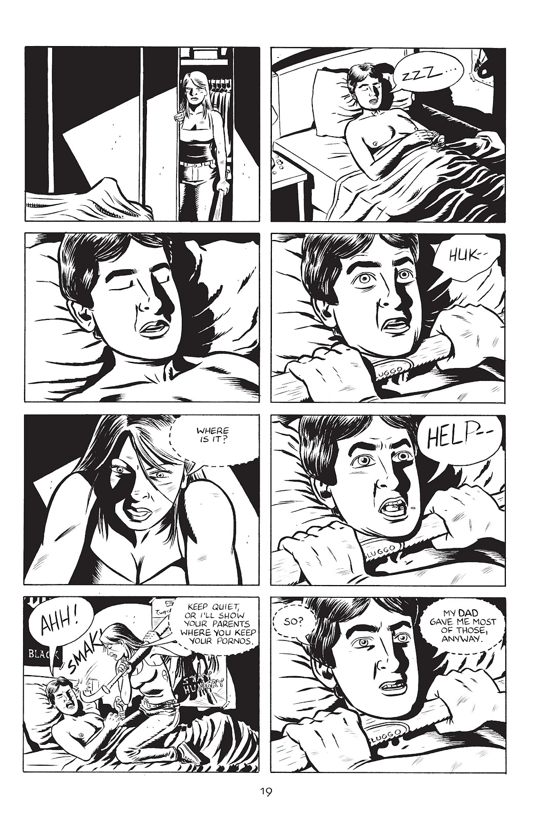 Stray Bullets Issue #30 #30 - English 21