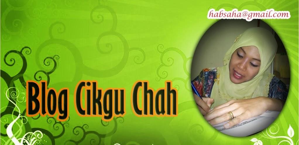blog Cikgu Chah