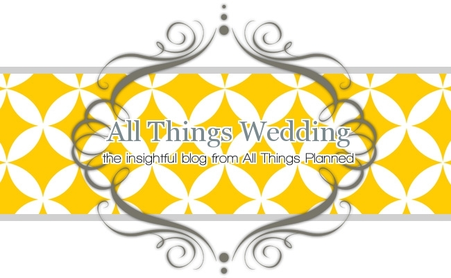All Things Wedding
