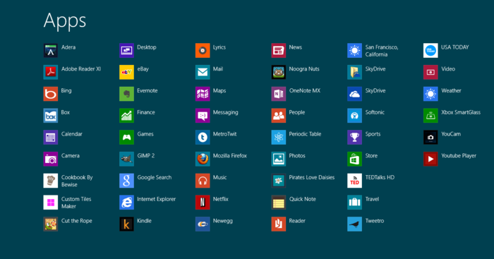 Download Windows 8 Free - I Love Free Software