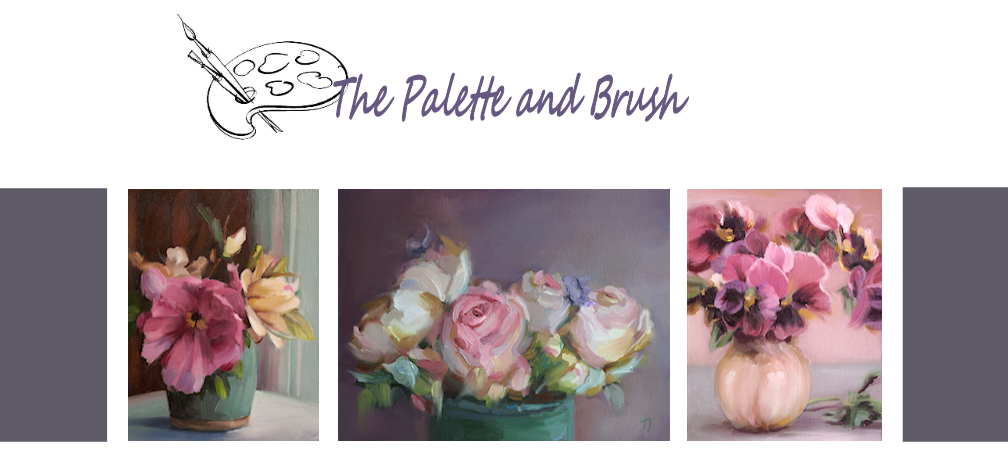 The Palette and Brush