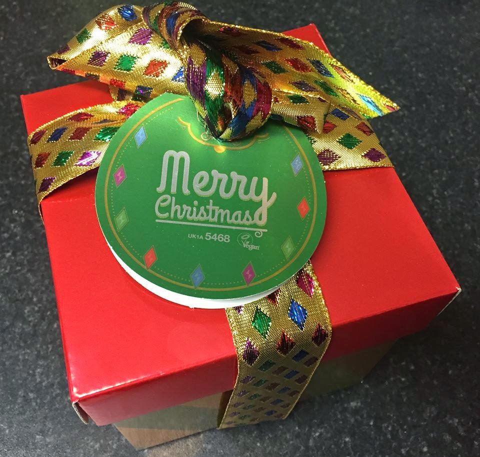 All Things Lush UK: Merry Christmas Gift Set