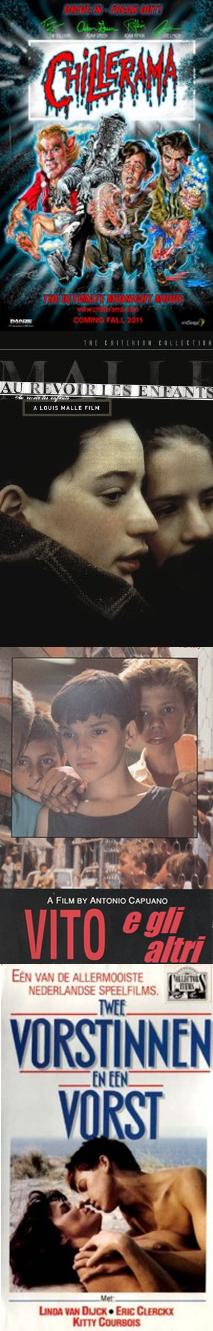 December films / películas de diciembre