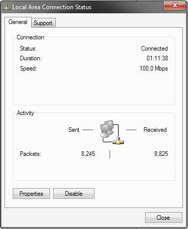 how to connect tablet to adsl modem