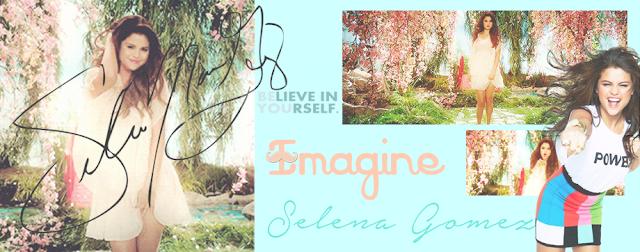 Imagine Selena Gomez