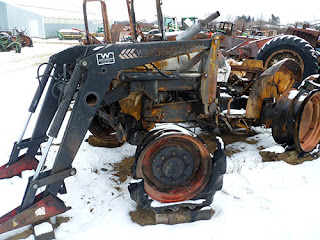 CP-2451 Case 1394 Westendorf Loader