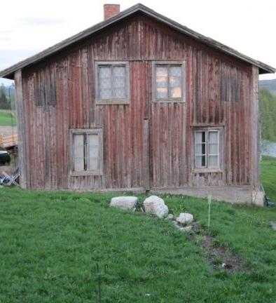 Tilläggsisolera gammalt timmerhus