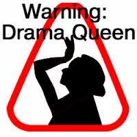 O que 'drama queen' quer dizer?